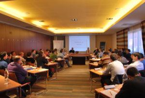 El Clúster de Automoción de Castilla y León (FACYL) acoge en Valladolid a sus homónimos del País Vasco (ACICAE) y de Cantabria (GIRA) para compartir experiencias de Mejora de la Eficiencia de los Procesos Productivos