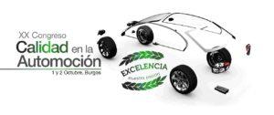XX CONGRESO CALIDAD EN LA AUTOMOCION