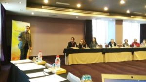 SOLCOEX Y SGS PARTICIPAN COMO EXPERTOS EN UNA REUNION DE INTERNACIONALIZACION DEL CLUSTER