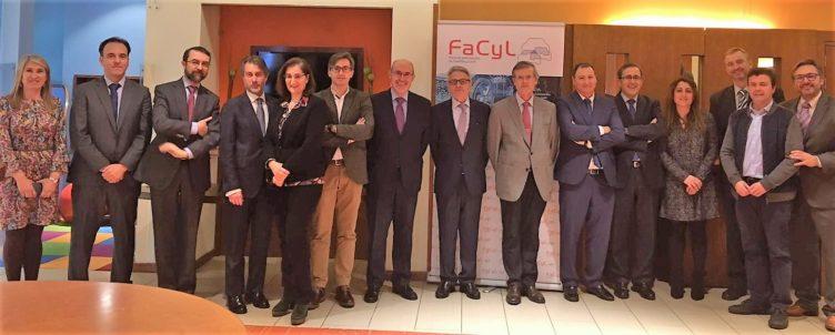 Félix Cano, Consejero Delegado de Lingotes Especiales, nuevo presidente del clúster de automoción FACYL