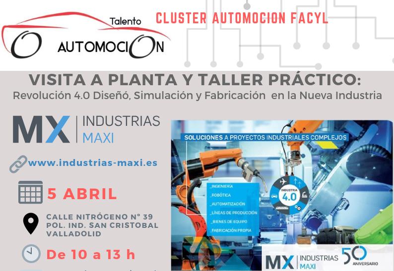 Industrias Maxi organiza un Taller Práctico y Visita a sus Instalaciones