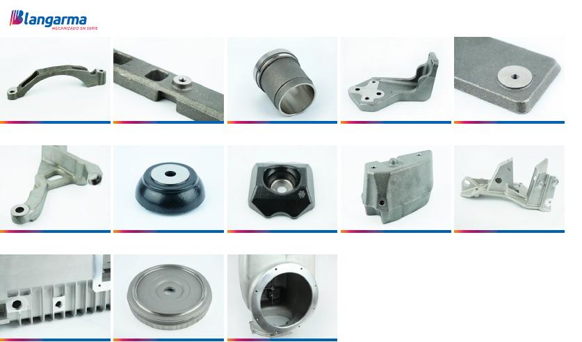 Blangarma pone en marcha una nueva línea de mecanizado de aluminio