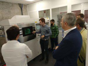 Cluster FACYL organiza Talleres Demostrativos de Fabricación Aditiva para mejorar la presencia de esta tecnología en sus socios