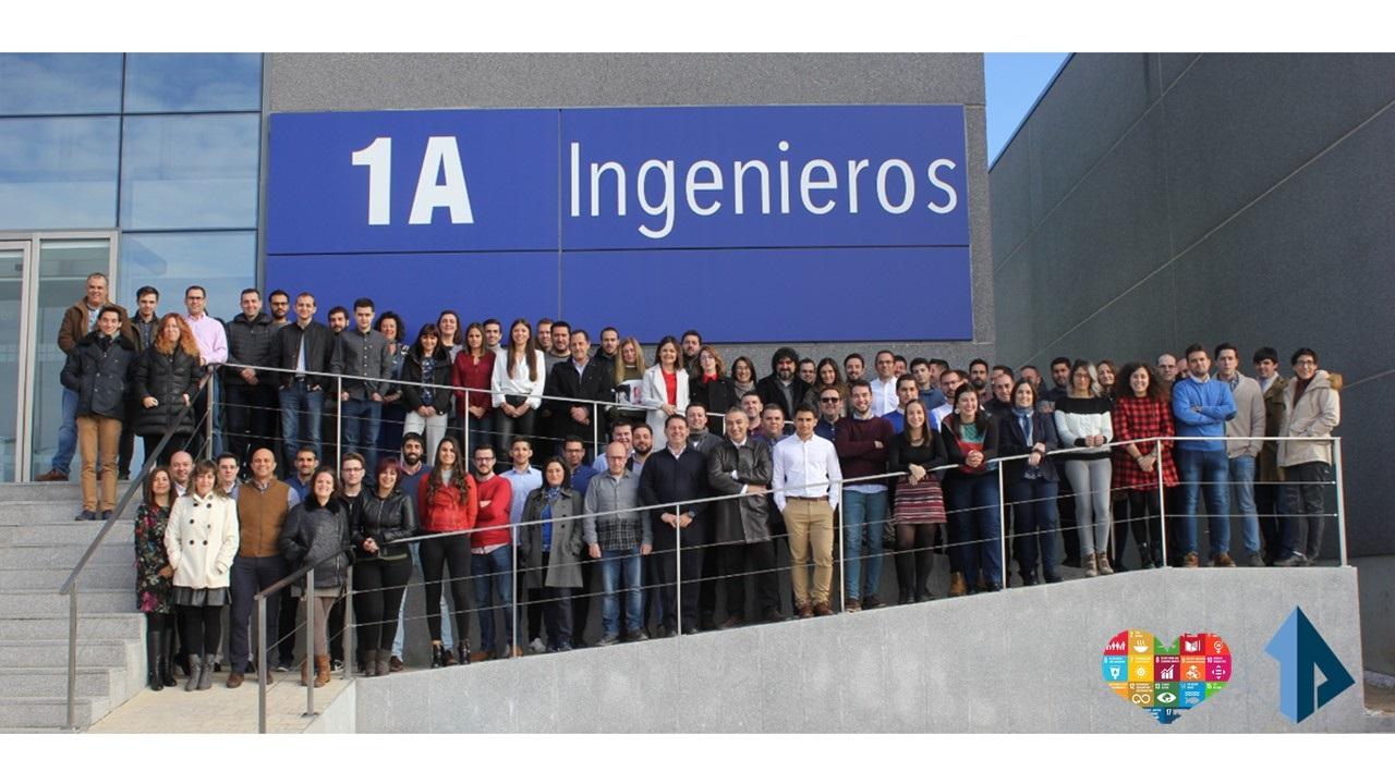 1A Ingenieros Finalista de los III Premios de la Industria por la Incorporación de los Objetivos de Desarrollo Sostenible al ejercicio de su RSE