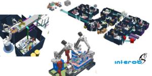 INTEROB se Posiciona entre los Mejores Proveedores Industriales de Líneas de Soldadura de Chasis para Automoción