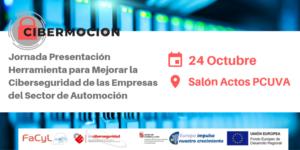 Presentacion Herramienta para Mejorar la Ciberseguridad de las Empresas del Sector de Automoción
