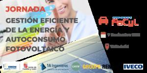 Jornada «Gestión Eficiente de la Energía y Autoconsumo Fotovoltaico»