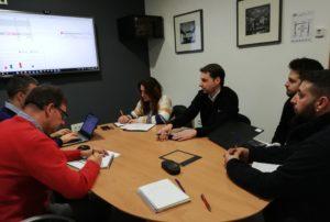 El Proyecto Colaborativo de Transformación Digital MEDeA 4.0 Finalista de los III Premios de la Industria