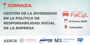 Jornada Gestión de la Diversidad en la Política de Responsabilidad Social de la Empresa