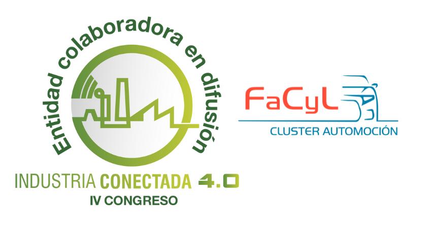 Cluster FACYL es entidad colaboradora en la difusión del IV Congreso Industria Conectada 4.0